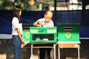 [Photo] Những hình ảnh về cuộc tổng tuyển cử ở Thái Lan