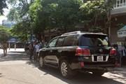 Hiện trường vụ xe Lexus lao vào đám tang làm 11 người thương vong