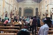 [Photo] Sri Lanka rúng động vì 8 vụ nổ liên tiếp trong cùng một ngày