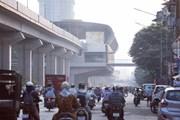 Vì sao thủ đô Hà Nội lại trải qua đợt ô nhiễm không khí kéo dài?
