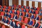 Hình ảnh Hội nghị lần thứ 11 Ban Chấp hành Trung ương Đảng khóa XII