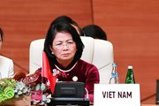 Phó Chủ tịch nước dự khai mạc Hội nghị Phong trào Không liên kết