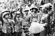 Chủ tịch Hồ Chí Minh - người sáng lập và rèn luyện Quân đội nhân dân