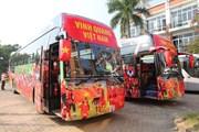 Chiêm ngưỡng hai chiếc xe buýt sẽ đón đội tuyển bóng đá nam và nữ