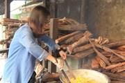 [Photo] Cay nồng vị mứt gừng xứ Huế trong dịp Tết Nguyên đán