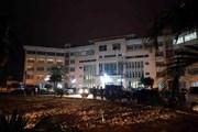 [Photo] Vĩnh Phúc lập bệnh viện dã chiến ứng phó với dịch bệnh nCoV