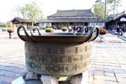 [Photo] Độc đáo những chiếc vạc đồng tinh xảo thời chúa Nguyễn