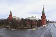 [Photo] Moskva vắng vẻ khi thực hiện lệnh cách ly toàn thành phố