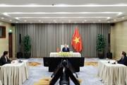 [Photo] Thủ tướng dự họp khóa 73 Đại hội đồng Tổ chức Y tế Thế giới