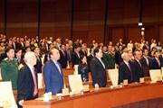 Những hình ảnh về lễ bế mạc Kỳ họp thứ 9, Quốc hội khóa XIV