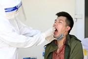Hà Nội bắt đầu xét nghiệm RT-PCR cho hơn 50.000 người về từ Đà Nẵng
