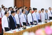 [Photo] Đại hội đại biểu Đảng bộ Thông tấn xã Việt Nam lần thứ XXVI