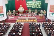 [Photo] Đại hội đại biểu Đảng bộ tỉnh Kon Tum lần thứ XVI