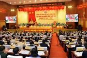 Hình ảnh khai mạc Đại hội đại biểu Đảng bộ tỉnh Bà Rịa-Vũng Tàu