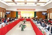 Hội thảo khoa học về kết quả công tác phòng, chống tham nhũng
