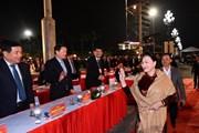 Hình ảnh Chủ tịch Quốc hội dự Lễ kỷ niệm 990 năm Danh xưng Nghệ An