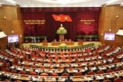 Hình ảnh khai mạc Hội nghị lần thứ 15 Ban Chấp hành Trung ương Đảng