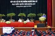 Chủ tịch Quốc hội vận động bầu cử tại quận Dương Kinh ở Hải Phòng