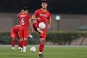 [Photo] Cận cảnh buổi tập thứ tư của đội tuyển Việt Nam tại Dubai