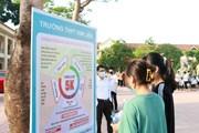 [Photo] Hơn 36.400 thí sinh Nghệ An bước vào kỳ thi tuyển sinh lớp 10