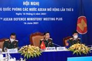 [Photo] Thượng tướng Phan Văn Giang dự Hội nghị ADMM+ lần thứ 8
