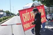 [Photo] Cận cảnh các chốt kiểm soát tại cửa ngõ thành phố Vinh
