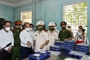 Chủ tịch nước kiểm tra công tác xét đặc xá tại Trại giam Ngọc Lý