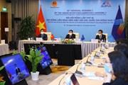 AIPA-42: Đoàn đại biểu Quốc hội Việt Nam dự Hội nghị Ủy ban Chính trị