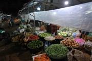 Hà Nội: Chợ đầu mối Minh Khai ở Bắc Từ Liêm hoạt động trở lại