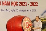 Chủ tịch nước dự khai giảng Trường Phổ thông Dân tộc nội trú Yên Bái