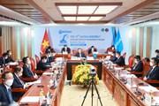 Hình ảnh khai mạc Đại hội Tổ chức các cơ quan Kiểm toán Tối cao châu Á