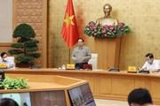 Thủ tướng chủ trì họp Ban Chỉ đạo Quốc gia phòng, chống dịch COVID-19