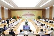 Hội nghị Chính phủ với cộng đồng doanh nghiệp và các địa phương