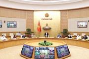 Thủ tướng chủ trì Hội nghị sơ kết công tác phòng chống đợt dịch thứ 4