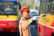 Hà Nội phân luồng giao thông để phục vụ các hoạt động APEC 2017