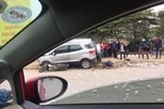 Hà Nội: 'Xe điên' đâm liên hoàn, cặp vợ chồng tử vong