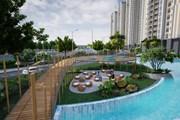 Cơ hội du lịch thiên đường Maldives khi mua nhà tại Diamond Riverside