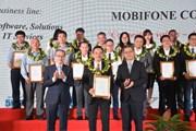 Mobifone vào tốp doanh nghiệp công nghệ thông tin hàng đầu Việt Nam