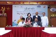 MD1World và bệnh viện tim Hà Nội ký kết hợp tác trao đổi y tế