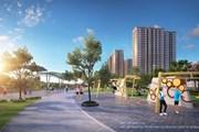 Công viên GYM ngoài trời, tái tạo năng lượng cho cư dân Vincity