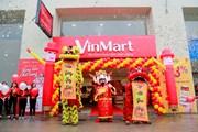 """Tận mục sự """"lột xác"""" của hệ thống siêu thị Fivimart thành Vinmart"""