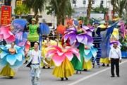 Tưng bừng lễ hội Carnival Đường phố Sầm Sơn 2019