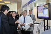 400 gian hàng hội tụ tại chuỗi triển lãm về thiết bị công nghệ
