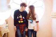 Mặc đồ đôi chất như các cặp đôi nổi tiếng của showbiz Việt