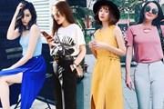 Ngắm street style nổi bật nhất tuần của dàn mỹ nhân Việt đình đám