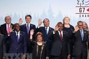G7 đánh giá cao vai trò, uy tín và vị thế quốc tế của Việt Nam