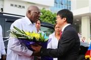 [Video] Đoàn đại biểu Đảng, nhà nước Cuba thăm Quảng Bình