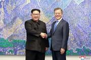 Truyền thông Triều Tiên nhấn mạnh hòa bình, thịnh vượng giữa hai miền