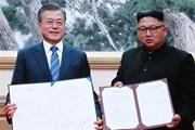Ông Kim Jong-un đánh giá cao thỏa thuận và đồng ý sớm thăm Hàn Quốc