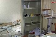 Quân đội Syria phát hiện bệnh viện dã chiến của phiến quân